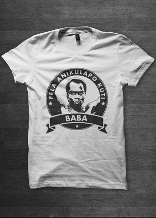 Fela Kuti Mens T Shirt Magik City Cool T Shirts Reggae