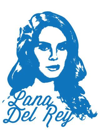 Lana Del Rey Mens T Shirt