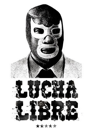 Lucha Libre Mens T Shirt | Magik City - Cool T Shirts ...