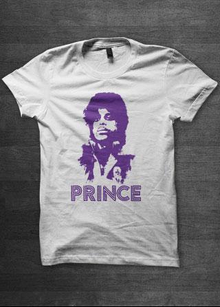 Prince Music Mens T Shirt Magik City Cool T Shirts