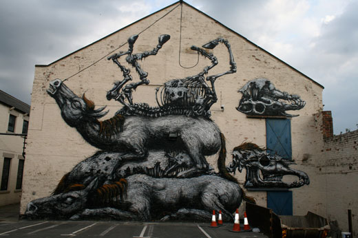 Cool Posters Black And White Roa wall painting @ Ho...
