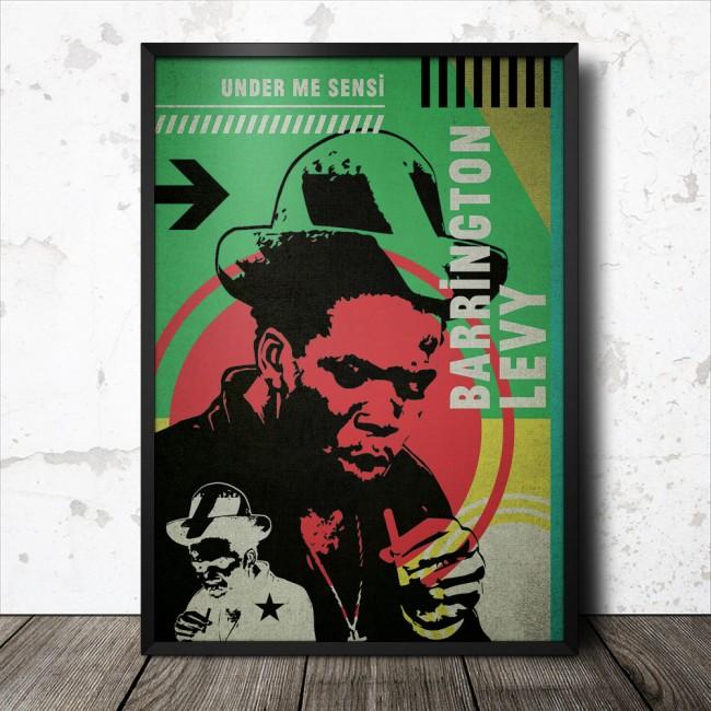 barrington-levy-reggae-poster_1000_framed