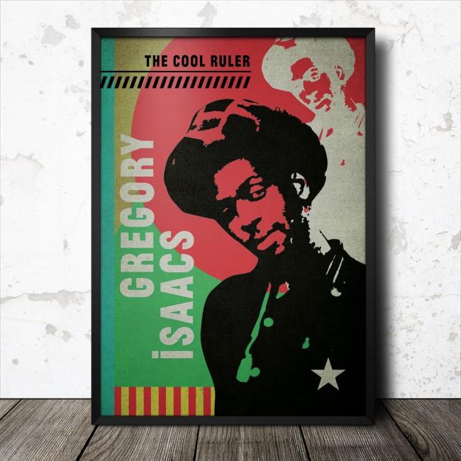 gregory-isaacs-reggae-poster_1000_framed