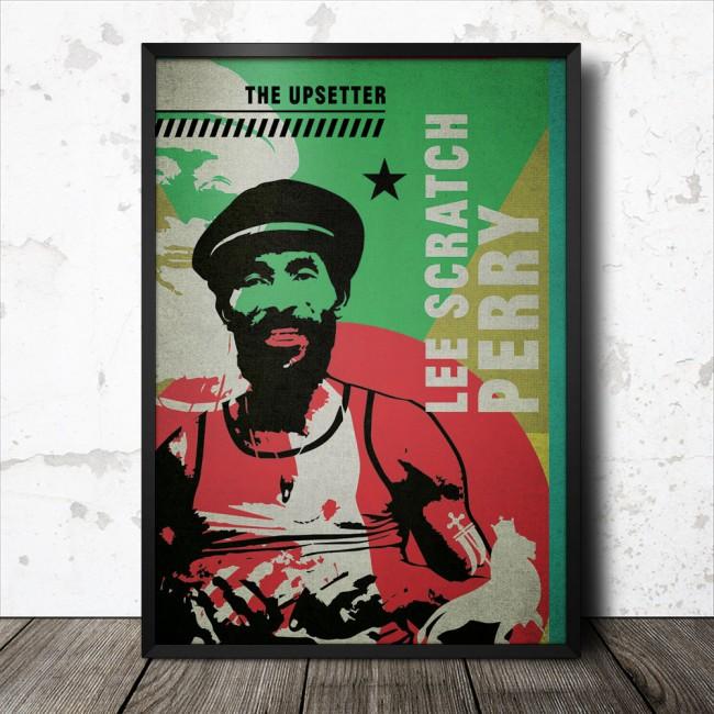 lee-scratch-perry-reggae-poster_1000_framed