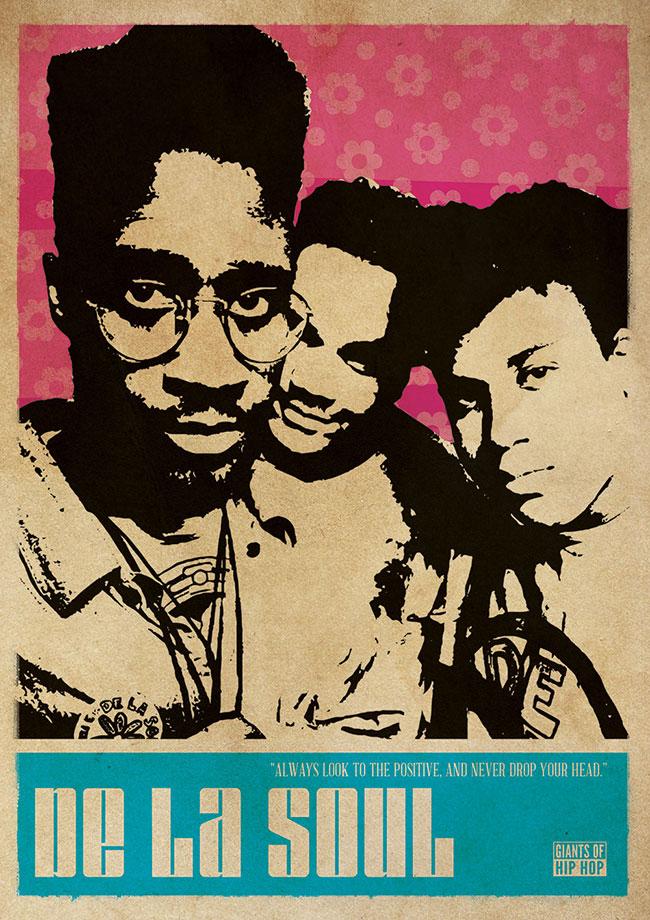 De_La_Soul_hip_hop_poster_650