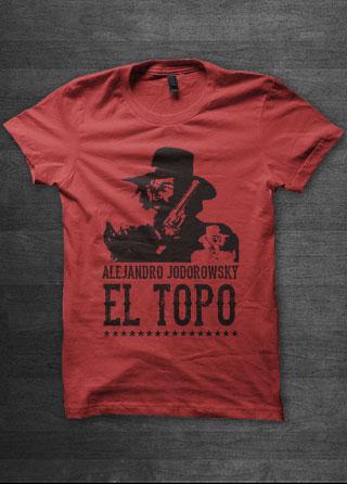 Mens Red Western Shirt