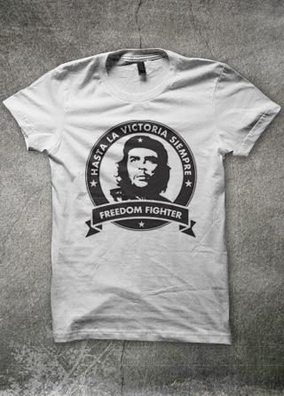 Che Guevara Womens T Shirt Magik City Cool T Shirts