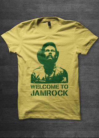 Damian Marley Mens T Shirt   Magik City - Cool T Shirts Reggae ...