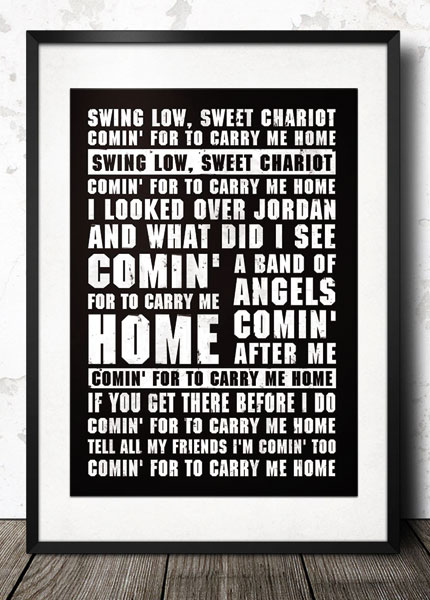 England Rugby Song Lyrics Poster   Magik City - Cool T ...