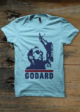 Jean Luc Godard Mens T...