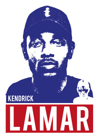 Kendrick Lamar Mens T Shirt Magik City Cool T Shirts