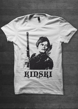 Klaus Kinski Womens T Shirt Magik City Cool T Shirts