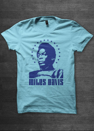 Miles davis mens t shirt magik city cool t shirts for Miles t shirt shop