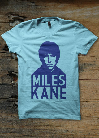 Miles kane womens t shirt magik city cool t shirts for Miles t shirt shop
