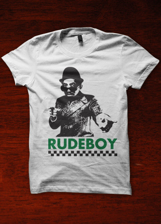 eaecc805 Rudeboy Womens T Shirt   Magik City - Cool T Shirts Reggae Funk Soul ...