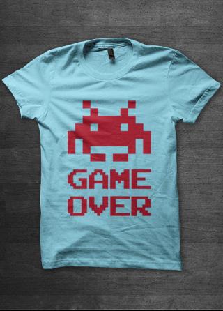 Space Invader Womens T Shirt Magik City Cool T Shirts Reggae