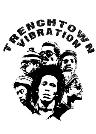 Wailers Mens T Shirt Magik City Cool T Shirts Reggae
