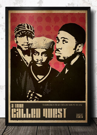 A_Tribe_Called_Quest_hip_hop_poster_320_framed.jpg