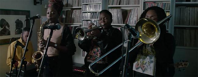Kokoroko-Jazz